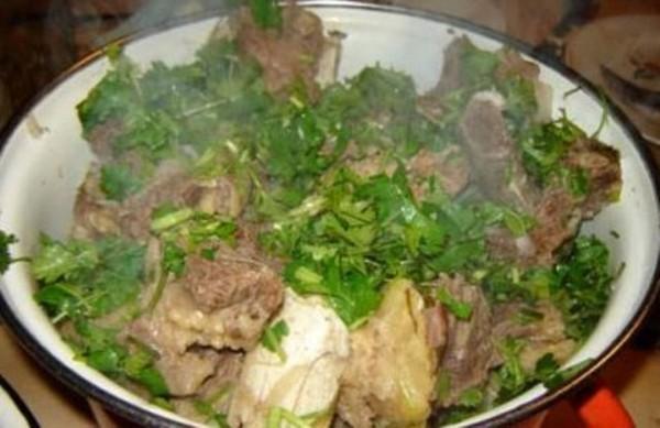 Фото рецепт хашламы из