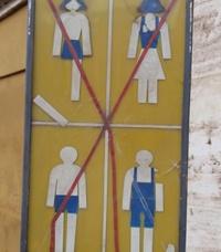 7 очень веселых и странных знаков, которые можно встретить во время путешествий