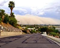 15 зрелищных снимков песчаных бурь, вид которых заставляет трепетать