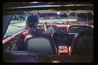 Автомобильная Америка 50-х