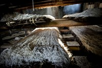 Приготовление лапши в Индонезии