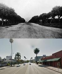 Голливуд тогда и сейчас