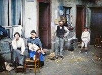 Вот как выглядел Париж 100 лет назад