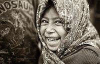 Дети Азии. 30 сильных черно-белых фото, берущих за душу