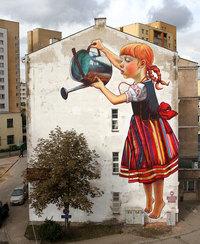 20 мощных примеров уличного искусства, обнажающего правду, которая никому не нравится