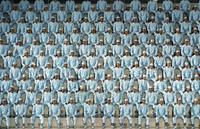 28 ошеломляющих снимков, демонстрирующих удивительное искусство толпы