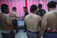 Как проходит призыв в армию Таиланда. Невероятные подробности.