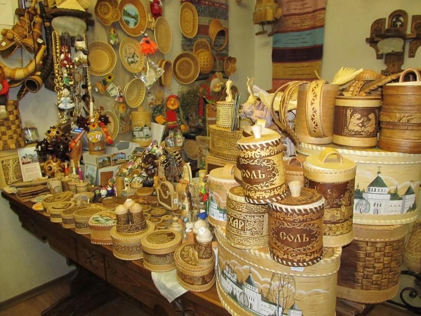 Что привезти из Костромы: сувениры, подарки - какие сувениры