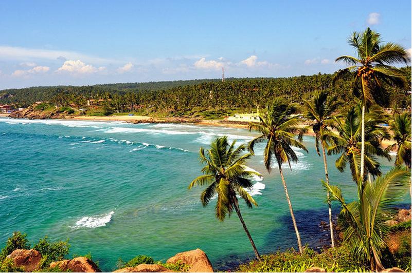 Пляж в индии 41