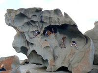 Национальный парк Флиндерс Чейз в Австралии — место, где творит природа