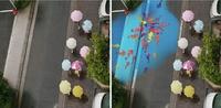 Благодаря ЭТОМУ в Южной Корее больше никто не грустит во время дождливой погоды!