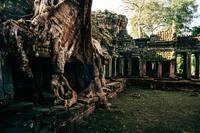 Заброшенные храмы Камбоджи. Потусторонние красоты