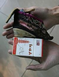 47 шокирующих снимков ног китайских «женщин-лотосов»