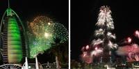 Как люди праздновали Новый год по всему миру
