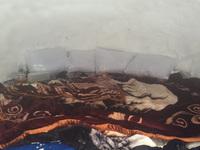 Во время снегопада парень построил иглу в Бруклине и пытался сдать его на Airbnb