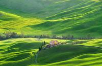 13 снимков идиллической красоты Тосканы, после которых хочется уехать туда немедленно