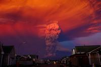 10 самых зрелищных извержений вулканов в 2015 году