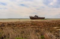 Кладбище кораблей в Аральском море