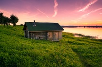 15 уютных домиков со всего мира, хозяевам которых можно только позавидовать