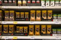 Удивительные цены на продукты в супермаркете Праги