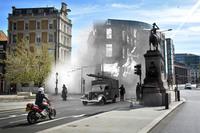 Назад в прошлое: Лондон и операция Blitz