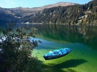 Это самое чистое озеро на планете, но не вздумай погрузиться в его воды!