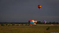 Фестиваль воздухоплавателей в Старой Руссе 2016