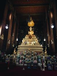 Самое священное место в Ват Пхо