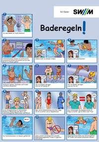 В Германии создали комиксы для мигрантов, пристающих к женщинам в бассейнах