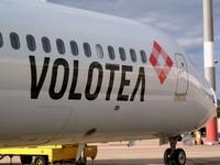 Самолет авиакомпании Volotea