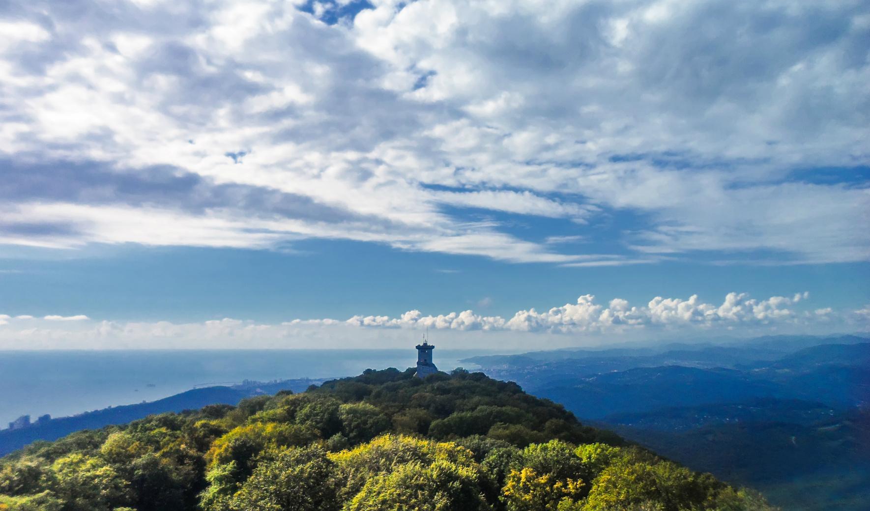 сочи фото ахун гора