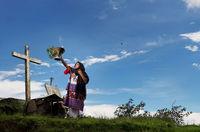21 колоритный снимок из жизни современных мексиканских индейцев