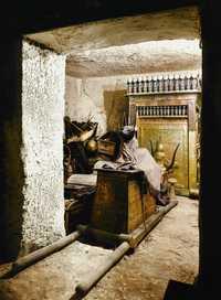 1922 год: Открытие гробницы Тутанхамона. Уникальные кадры удивительной находки