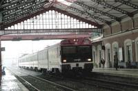 главный железнодорожный вокзал Сан-себастьяна - Estación del Norte