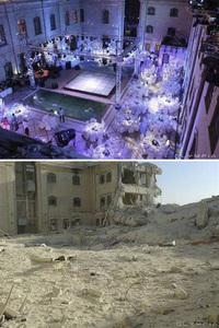 10 разрывающих сердце фото о том, что война сделала с Алеппо