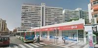 Автобусная остановка Торремолиносе