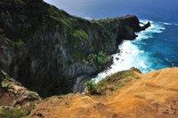 Жизнь на затерянном маленьком острове посреди Тихого океана