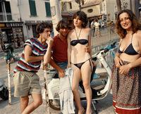 Сладкая жизнь в Италии 80-х годов