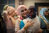 21 интересный снимок о том, как проводят конкурс красоты среди мусульманок