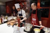 Что подают в дорогих норвежских ресторанах. Кухня саамов
