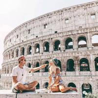 Эта пара зарабатывает по $9000 за тревел-фото в Instagram. И вот как они это делают!