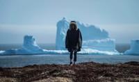 Гигантский айсберг приплыл к берегу крохотной канадской деревушки