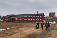 Гренландская бытовуха: дома, дороги и собаки