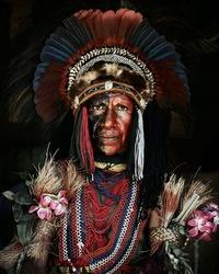 Фотограф торопится запечатлеть коренные народы со всего мира, пока те не исчезли