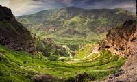 Ванис-Квабеби: монастырь, затерянный во времени