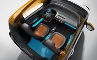В Китае показали самый маленький и дешевый электромобиль