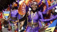 12 ярких фотографий с самого крупного европейского фестиваля в Ноттинг-Хилле