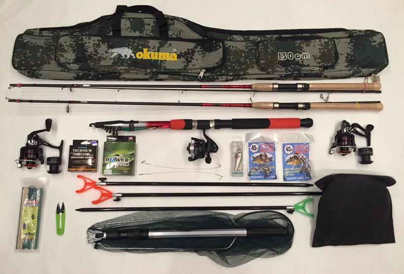 На что обращать внимание прежде, чем выбрать и купить рыболовное снаряжение