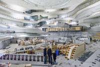 Как выглядит концертный зал в Гамбурге, спроектированный с помощью алгоритма