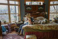 Приватная жизнь: фотограф сделала любопытные фото американцев в их спальнях